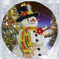 Набор для вышивания бисером Рождественские истории 11. КИТ 10915