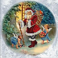 Набор для вышивания бисером Рождественские истории 15. КИТ 50915