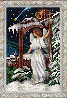 Набор для вышивания бисером Рождественский ангел КИТ 80915