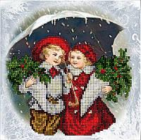 Набор для вышивания бисером Рождественские истории 17. КИТ 70915