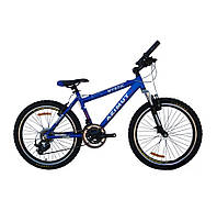 Велосип Азимут Мистик 24 дюйма A+ алюминиевый Azimut Mistic горный mtv,  хардтейл