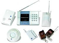 Система беспроводной домашней сигнализации Fortress SA-J