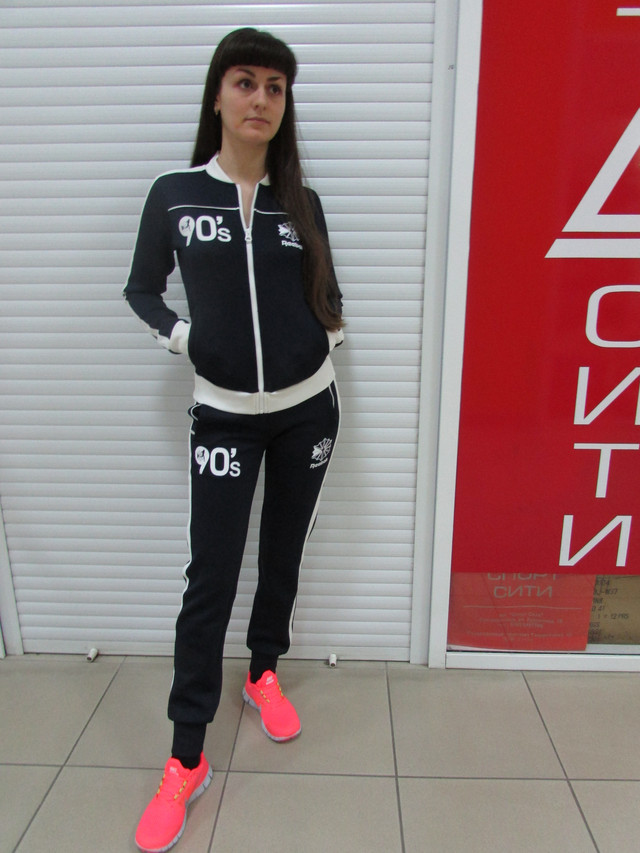 Reebok Спортивный Костюм Женский