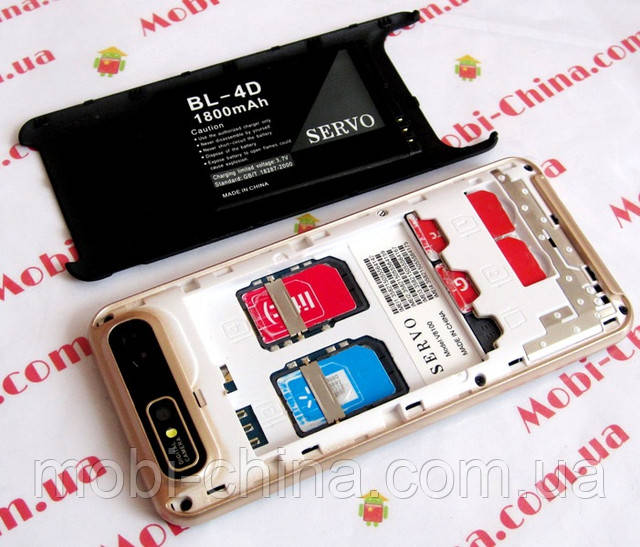 телефон на 4 сим карты