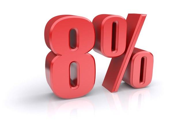 Специальное предложение к 8 марта скидка - 8% на стеганые женские сумки