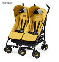 Детская прогулочная коляска для двойни Peg Perego Pliko Mini Twin 2017