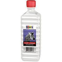 Уайт-спирит растворитель ТМ «ЗЕБРА» /1,0 литр