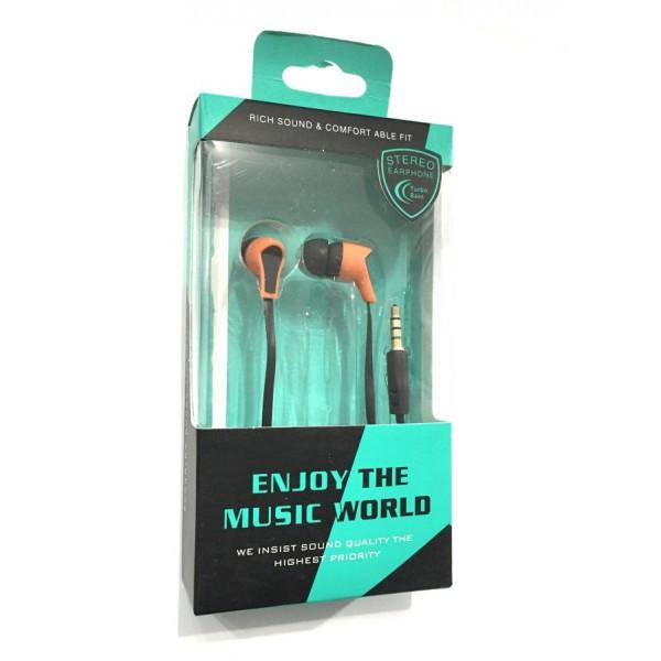 Наушники вакуумные с микрофоном MDR TD 200