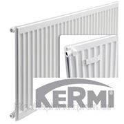Радиаторы kermi боковое подключение fko
