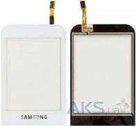 Сенсор для телефона Samsung Champ C3300 White
