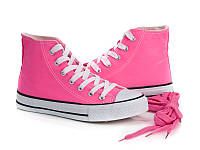 Женские кеды DELANEY Pink, фото 1
