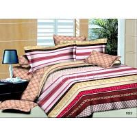 Комплект двухспальный постельного белья Поплин Вилюат Viluta 1022