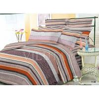 Комплект двухспальный постельного белья Поплин Вилюат Viluta 1139