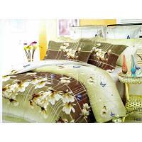 Комплект двухспальный постельного белья Поплин Вилюат Viluta 1403