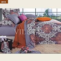 Комплект двухспальный постельного белья Ранфорс Платинум Вилюта Viluta 2010