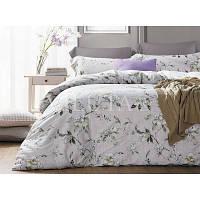 Комплект двухспальный постельного белья Сатин Вилюта 601
