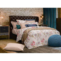 Комплект двухспальный постельного белья Сатин Вилюта 613