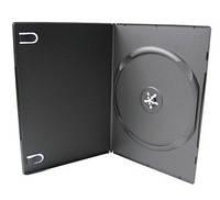 Футляр (бокс) для DVD/CD дисков 7 мм одинарный