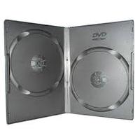 Футляр (бокс) для DVD/CD дисков 9 мм двойной