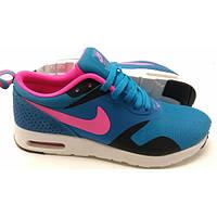 Женские кроссовки Nike Air Tavas синего цвета кроссовки найк аир женские
