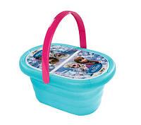 Посудка Корзина для пикника Frozen Smoby 24485