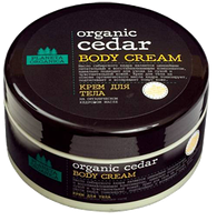 "Планета Органика крем для тела ""ORGANIC CEDAR"" 300 мл"