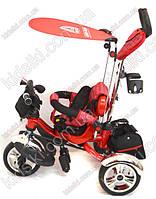 Детский трёхколёсный велосипед LEXUS с надувными колесами