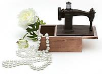 Необычная шкатулка Швейная машинка