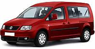 Защита картера двигателя и КПП Фольксваген Кадди (2002-) Volkswagen Caddy