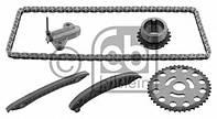 Комплект цепи привода распредвала Renault (производство Febi ), код запчасти: 30639