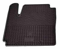 Резиновый водительский коврик для Kia Picanto II (TA) 2011- (STINGRAY)