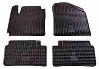 Резиновые коврики для Kia Picanto II (TA) 2011- (STINGRAY)