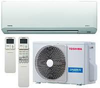 Инверторный кондиционер Toshiba RAS-13N3KVR-E/RAS-13N3AVR-E