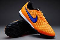 Сороконожки Nike JR Magista Onda TF 651657-858 JR Оранжевые сороконожки магиста