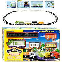 Детская железная дорога ZY 3022 Chuggington