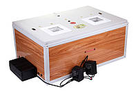 Инкубатор автоматический с переворотом яиц Курочка Ряба ИБ-60