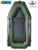 Двухместная пвх omega Ω 260 L (PS) ( гребная лодка с подвижными сидениями без слани)