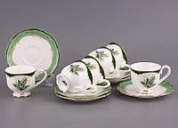 Кофейный набор 100мл 12 предметов Ландыш Lefard 264-455
