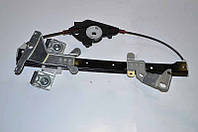 Механизм стеклоподъемника левой передней двери (электро) для Форд Фьюжн