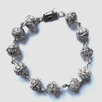 Браслет - серебро