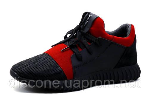 Кроссовки мужские Adidas Yeezy Boost CC35, черные с красным, р. 45