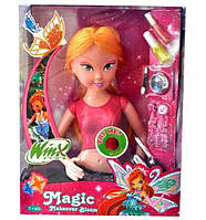 Кукла Winx с косметикой