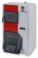 Котел твердотопливный Viadrus Hercules U24 9, 66 кВт, чугун