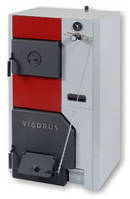 Котел твердотопливный Viadrus Hercules U24 10, 74 кВт, чугун