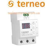 Цифровой терморегулятор Terneo b (на DIN-рейку), Украина