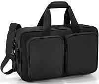 Универсальная дорожная сумка для деловых поездок на 32 л Reisenthel HG 7003-black