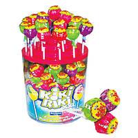 Кикирики ХХL цилиндр конфета на палочке с фрукт вкусом 80