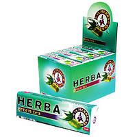 Герба Стик Зеленый Чай освежающий леденцы 20 шт