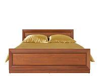 Кровать LOZ 160 (каркас) Ларго Классик вишня итальянская (BRW TM)