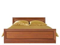 Кровать LOZ 180 (каркас) Ларго Классик вишня итальянская (BRW TM)